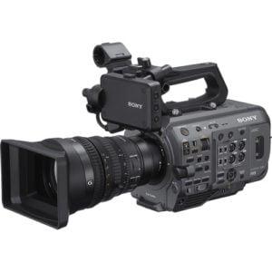 FX9 Sony Câmera