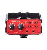 Adaptadores de audio e mixers