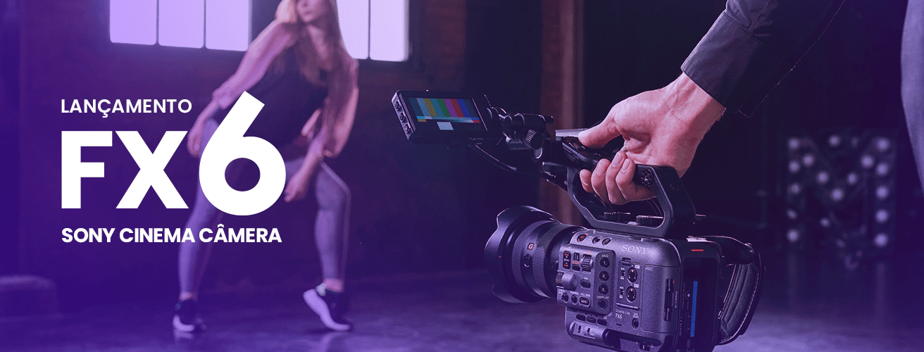Sony FX6 - Merlin