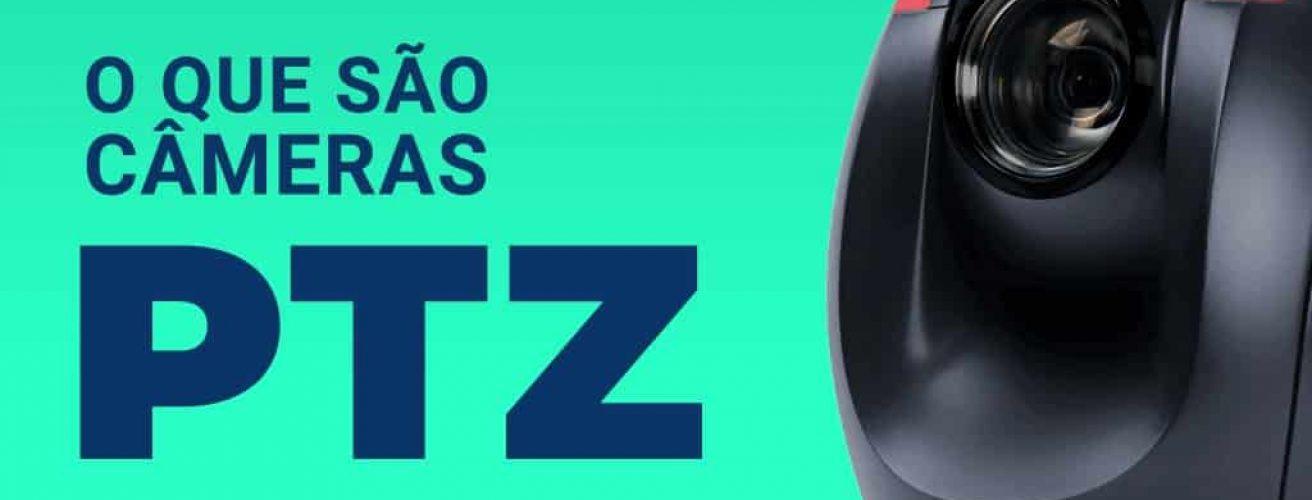 Câmera PTZ